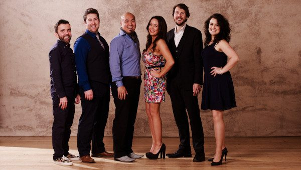 From-The-Top-Wedding-Band-Six-Piece