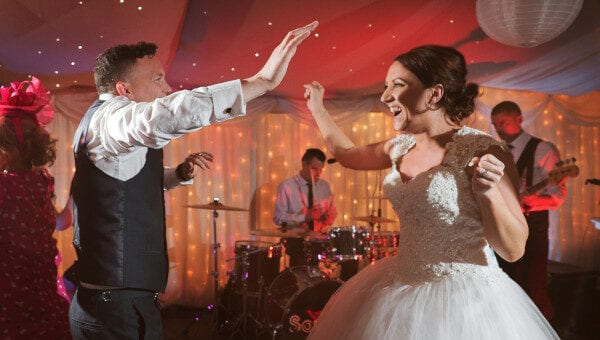 Party-Republic-Wedding-Band-For-Hire-Bride-And-Groom