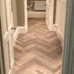 Amtico Flooring in Hall for Client